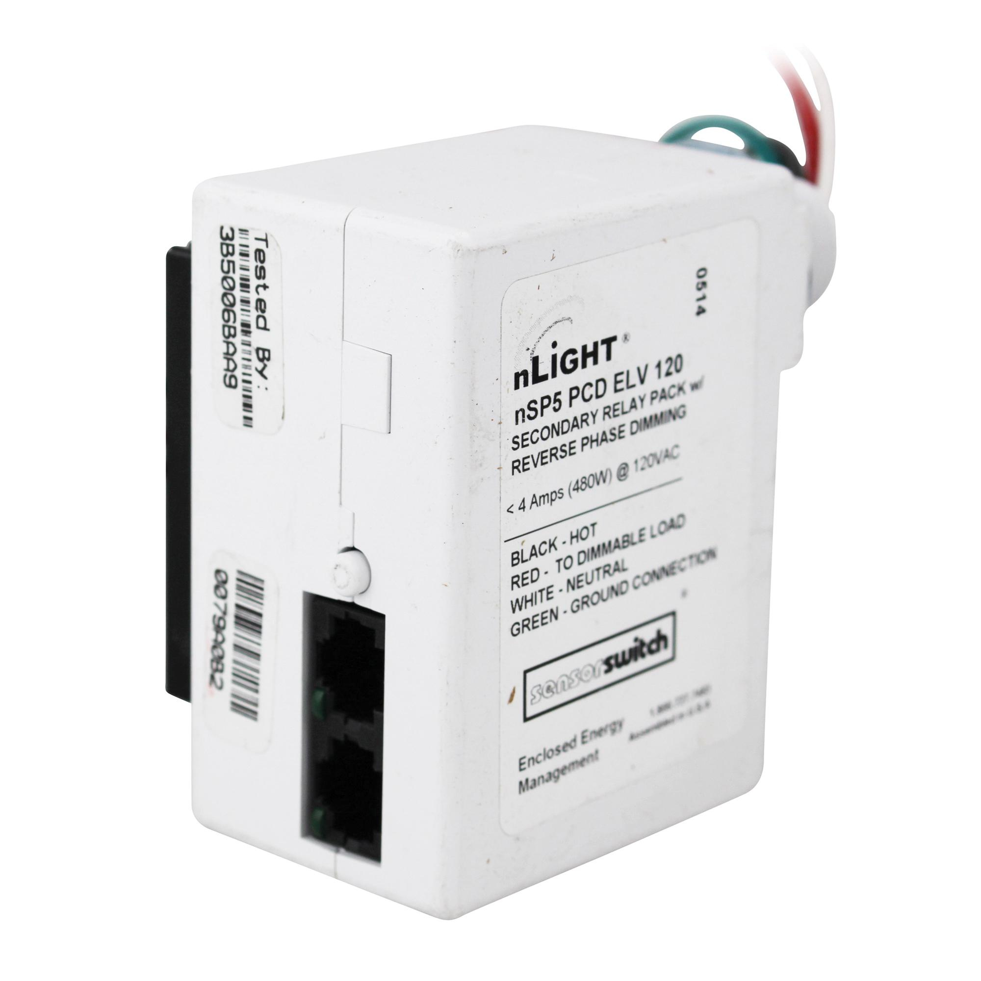 Lithonia Lighting Nsp5 Pcd Elv 120 1 2 Inch Knockout Open