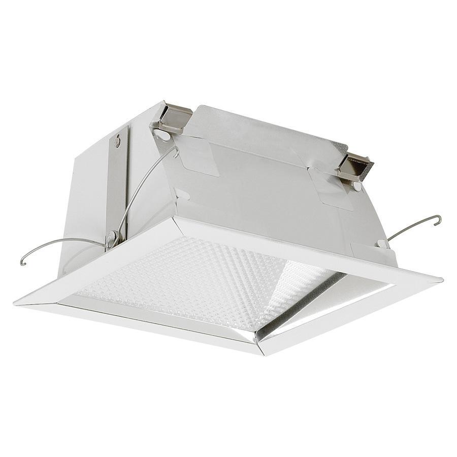 Lightolier 4X4132HU Non-IC 4-1/2 Inch x 4-1/2 Inch Frame-In Kit 120 ...