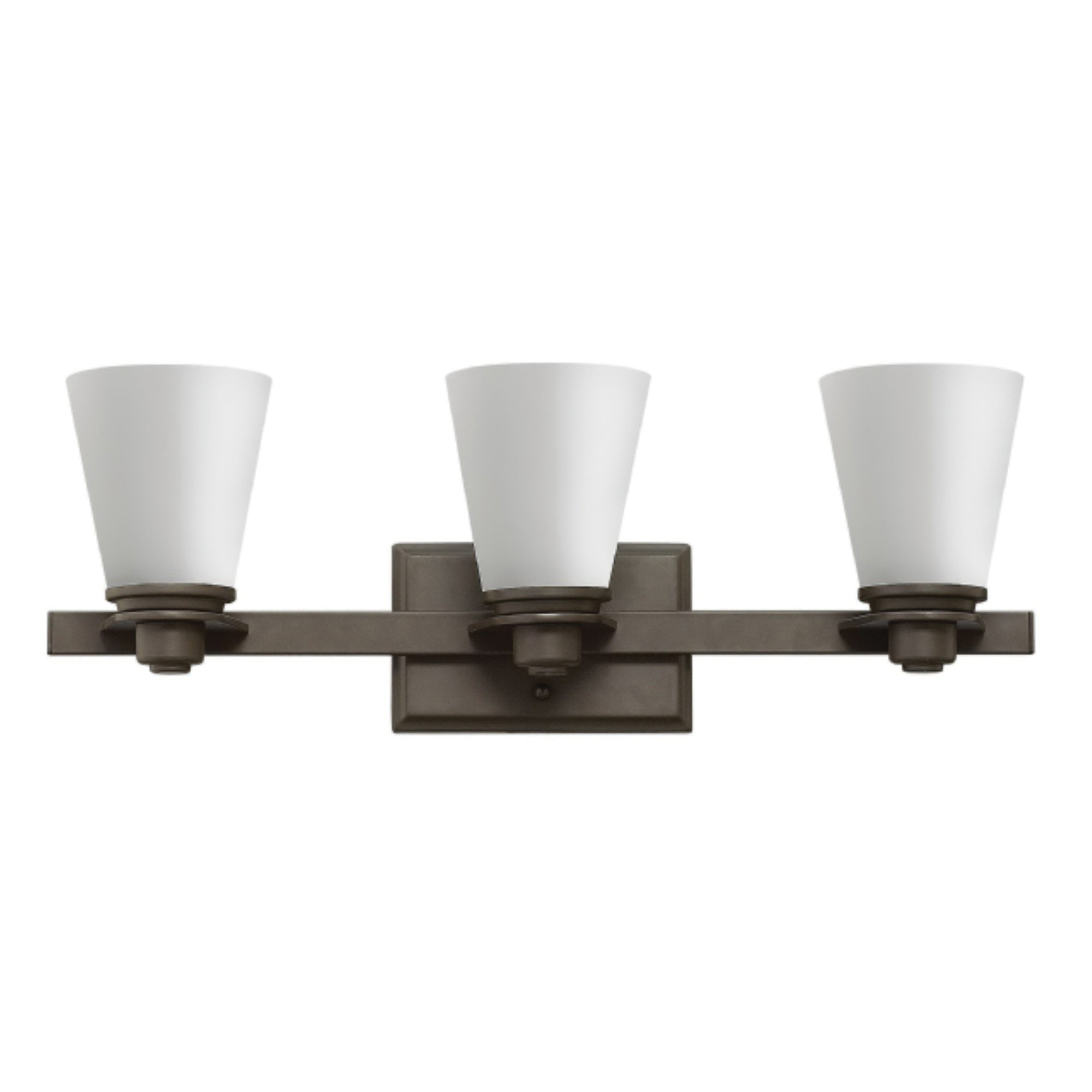 Hinkley lighting 5553kz 3 light bath light 300 51 watt 120 volt ac buckeye bronze avon bath vanity light indoor fixtures lighting lighting yale