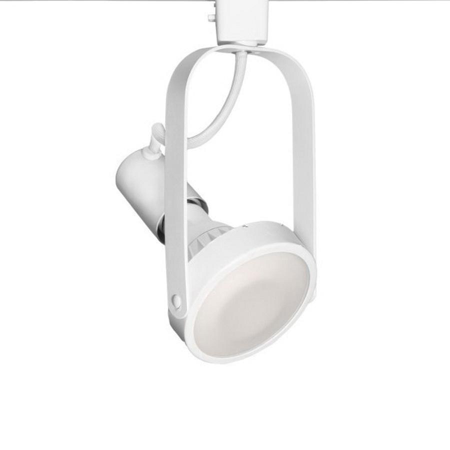 Wac Lighting Htk 765 Wt Line Voltage H Track Head Luminaire 150 17 8 Watt 120 Volt White Powder Coated Responsible