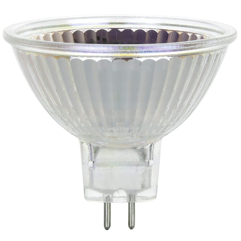 Feit Electric 50 Watt Mr16 Halogen Quartz Reflector Flood: Sunlite 50MR16/FL Dimmable MR16 Reflector Halogen Mini
