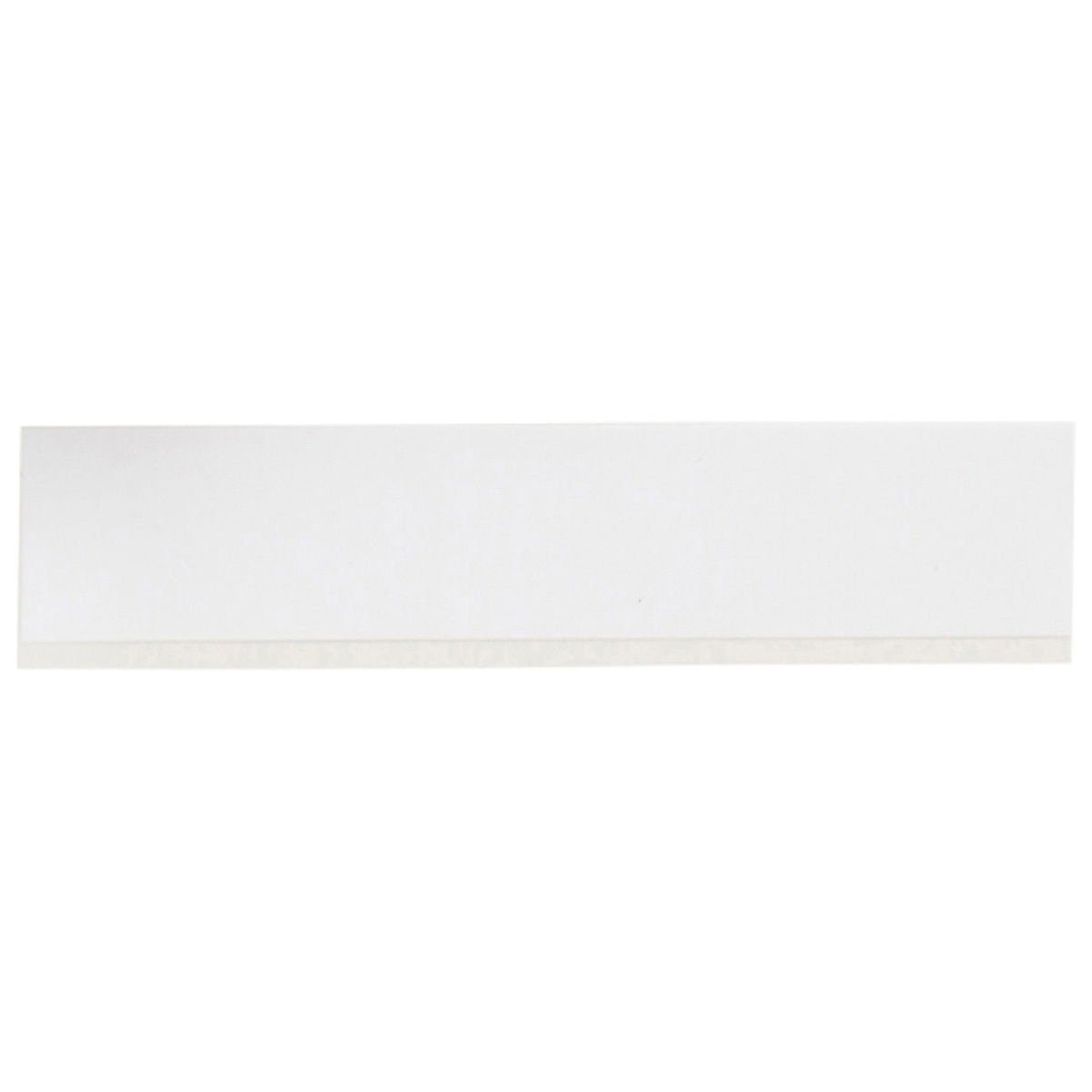 Brady M21-750-595-WT Vinyl Permanent Acrylic Adhesive Indoor
