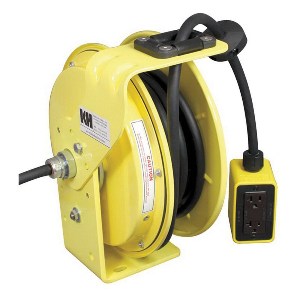 Retractable Power Cord >> Kh Industries Rtbb3l Wdd520 J12f Sjow Retractable Power Cord