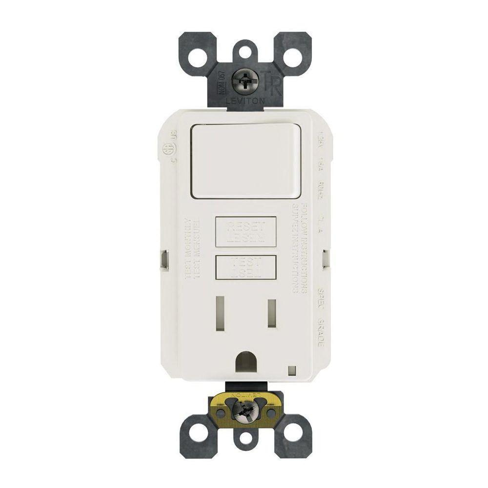 Wiring A Gfci Switch Receptacle Combo