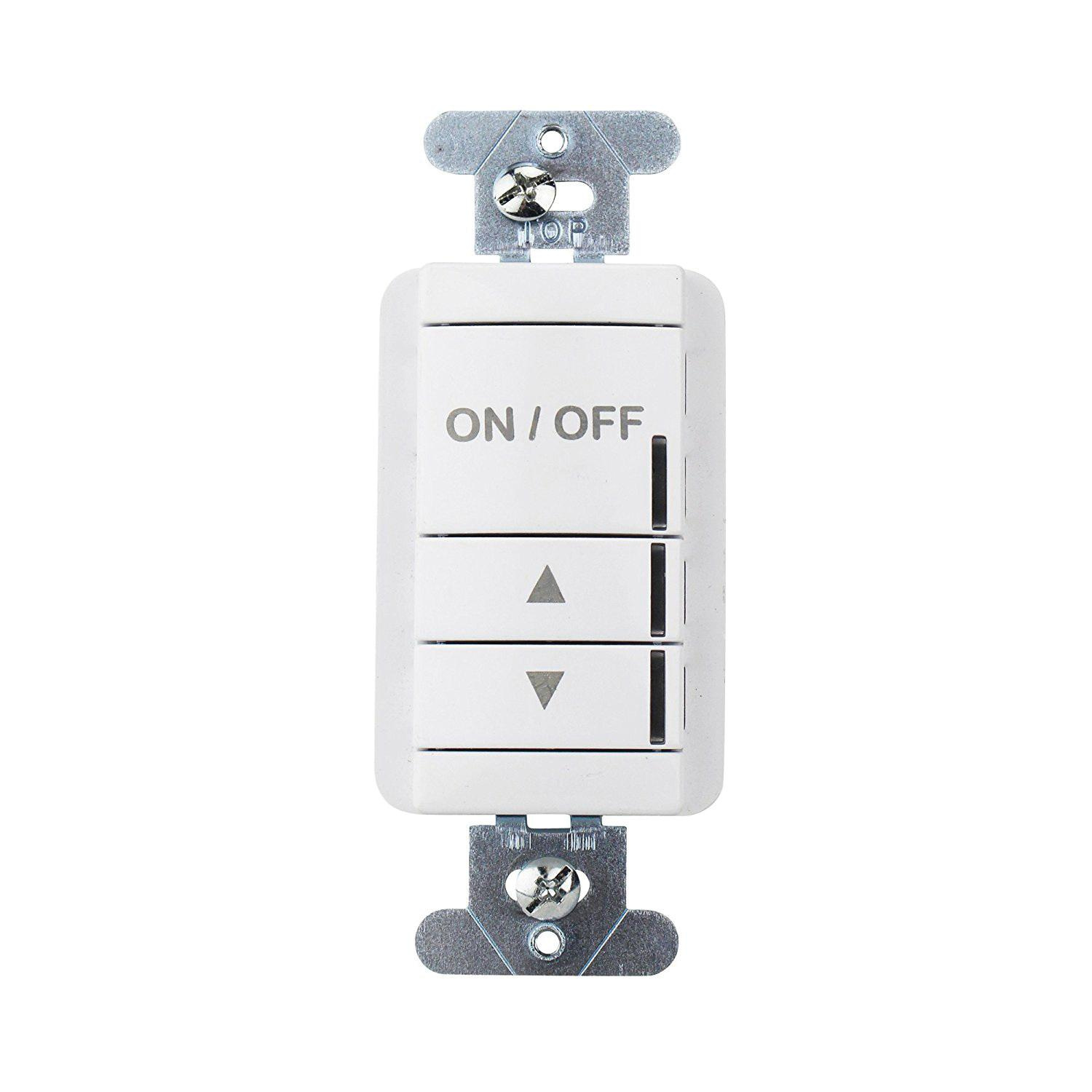 Lithonia Lighting Npodm 2p Dx Wh Single Gang Switch Box