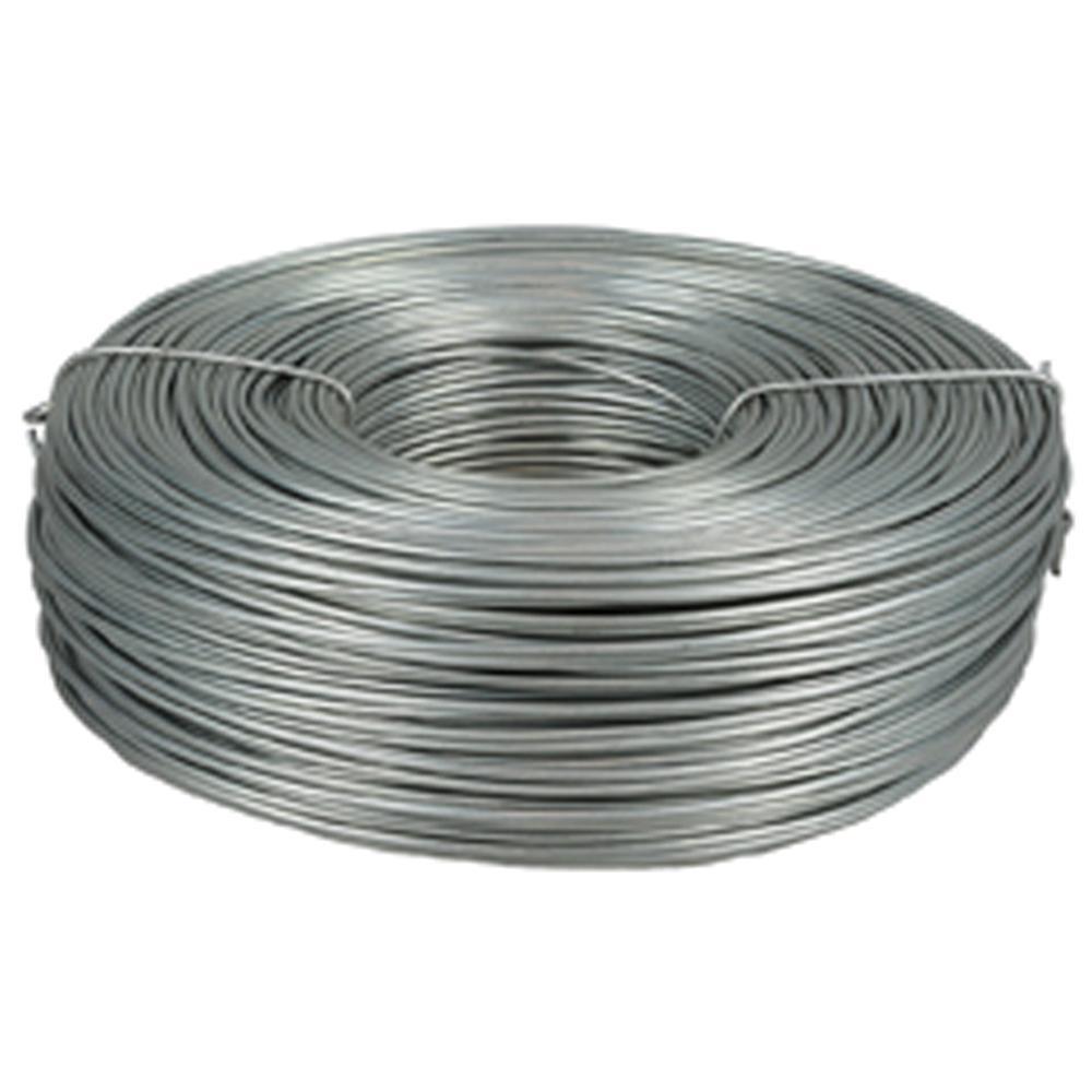 Dottie VTYG Galvanized Steel Tie Wire 400 ft 16-1/2 Gauge - Tie Wire ...