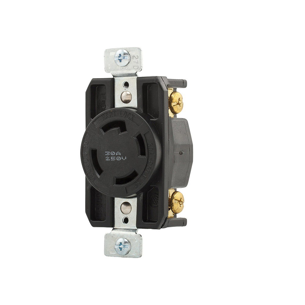 Cooper Wiring Device Ahl1530r Industrial Grade Single Locking. S Are For Illustration Purposes Only And May Not Be An Exact Representation Of The Product. Wiring. 250 Volt Single Outlet Wiring At Scoala.co