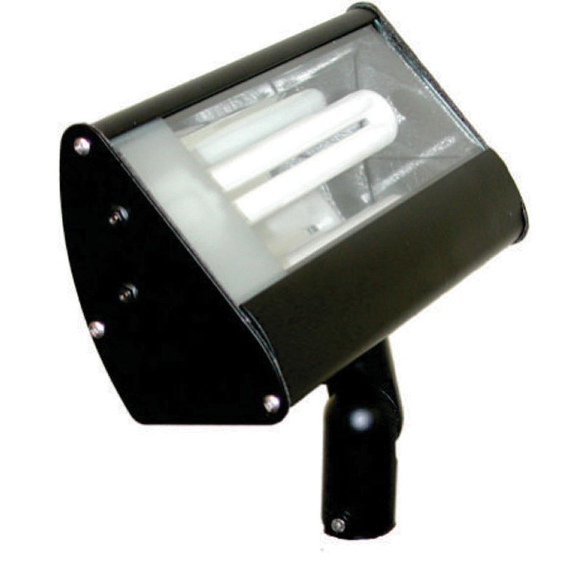 Orbit Industries S613-BK 1-Light Knuckle Mount Flood Light