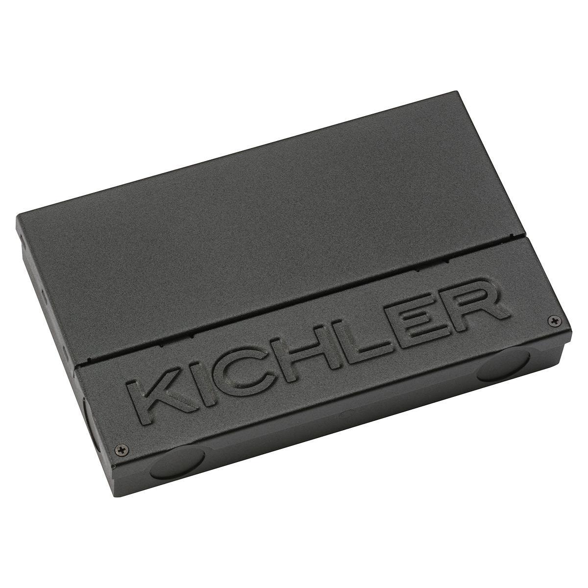 Kichler 6TD24V60BKT Dimmable Power Supply Textured Black - Indoor ...