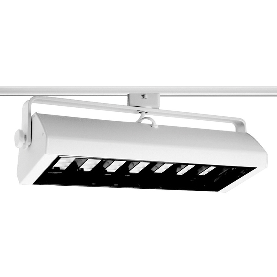 Juno Lighting TBX 39E WH TBX Series Wall Wash Track Head