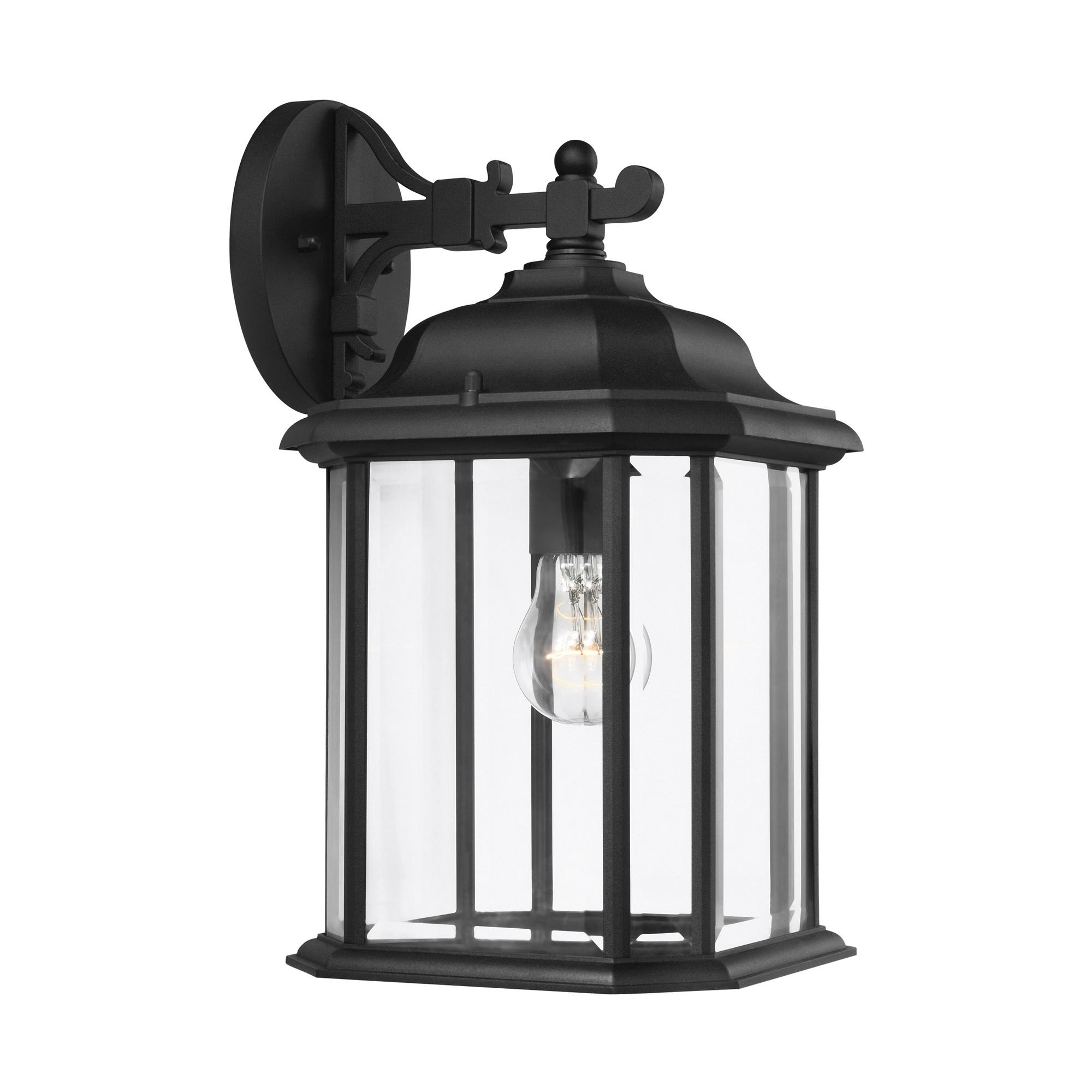 Sea Gull Lighting 84031 12 1 Light Wall Lantern 100 Watt 120 Volt Ac