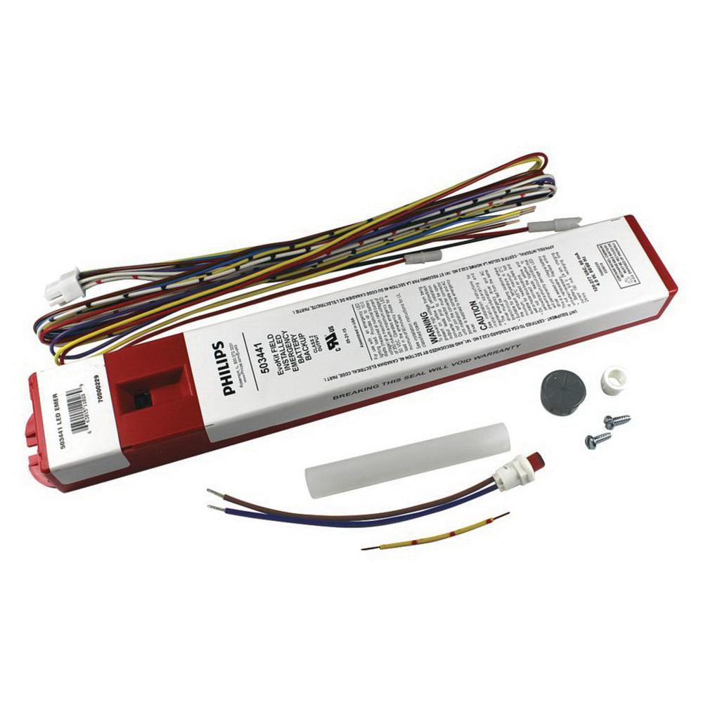 Philips Lighting 503441 2 Output Emergency Led Driver 120