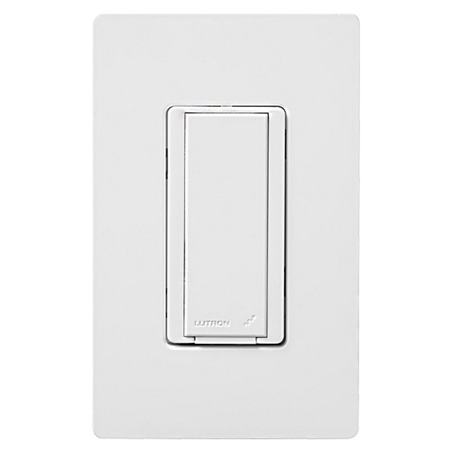 Lutron Maas277wh Maestro 277volts Companion Switch White Multi Location Wiring Diagram Ma R As 277 Wh 1 Pole Volt Ac At 50 60 Hz 3 Way