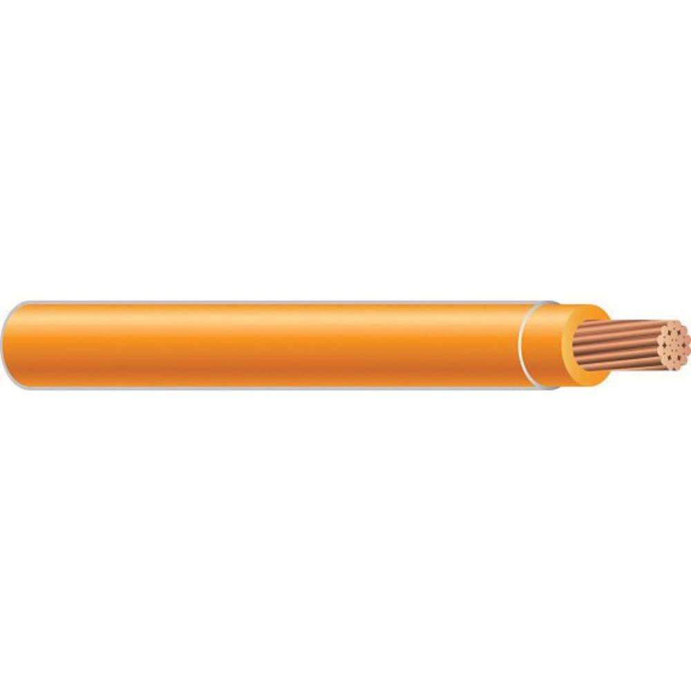 XHHW-1/0-CU-STR-OR-2500R Stranded Bare Copper XHHW Cable 1/0 AWG ...