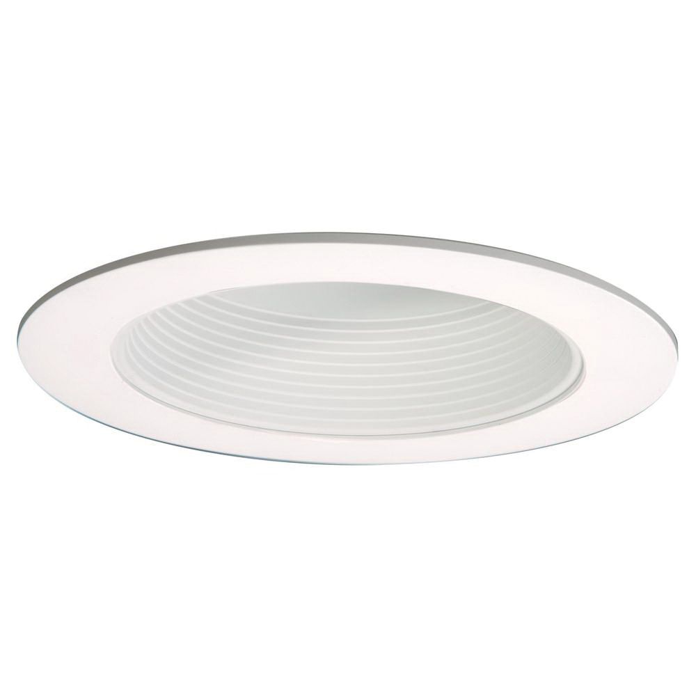 Halo 494wb06 6 Inch Baffle Trim With Ring Matte White