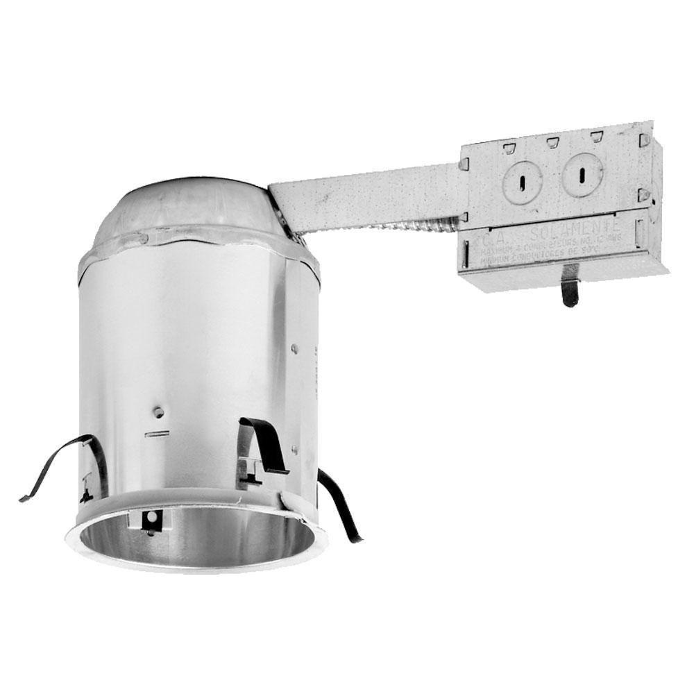 Halo H7ricat Ic Air 6 Inch Recessed Remodel Housing 120 Volt Round