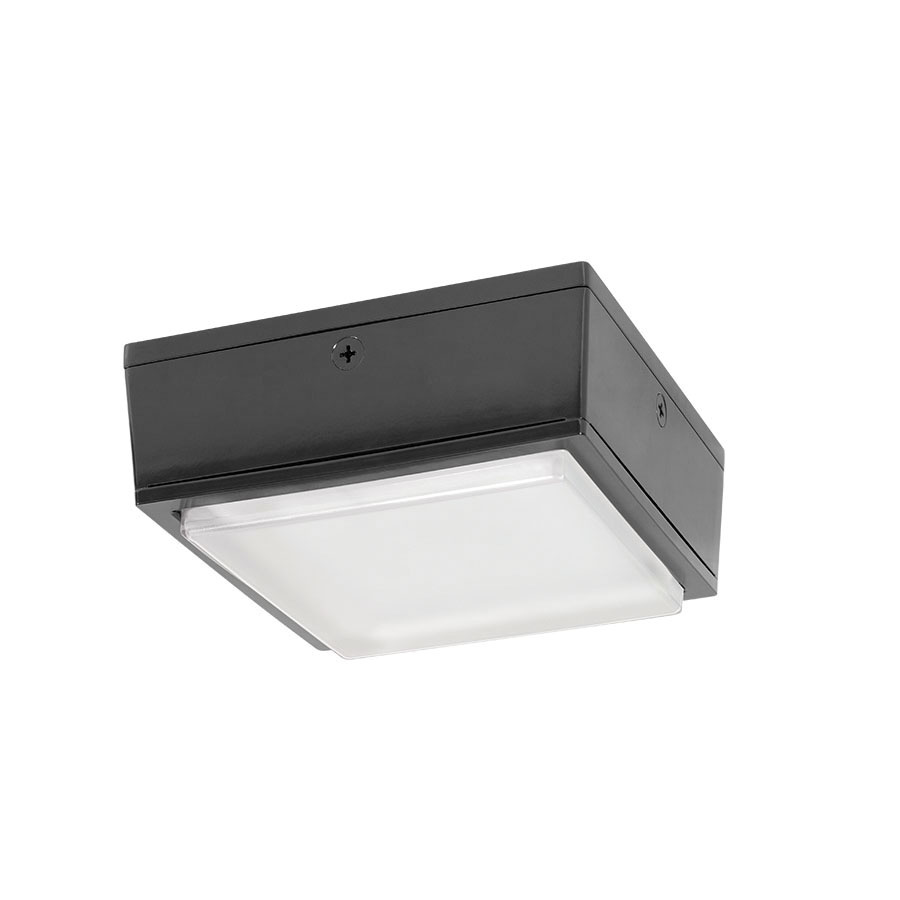 Led Light Enclosed Fixture: Rab VANLED10N Ceiling To Recessed Junction Mount LED