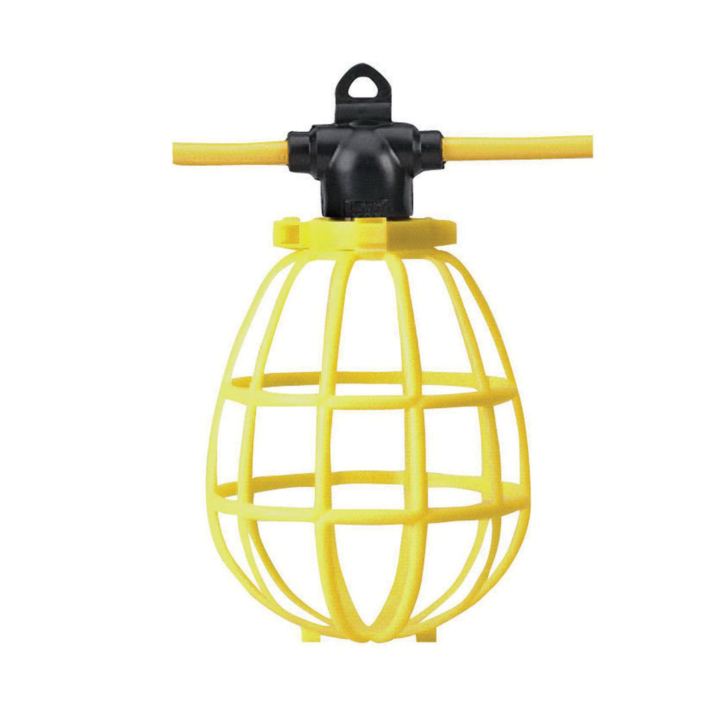 Construction Site String Lights: Southwire 7549SW String Light With 100-ft Power Cord 150