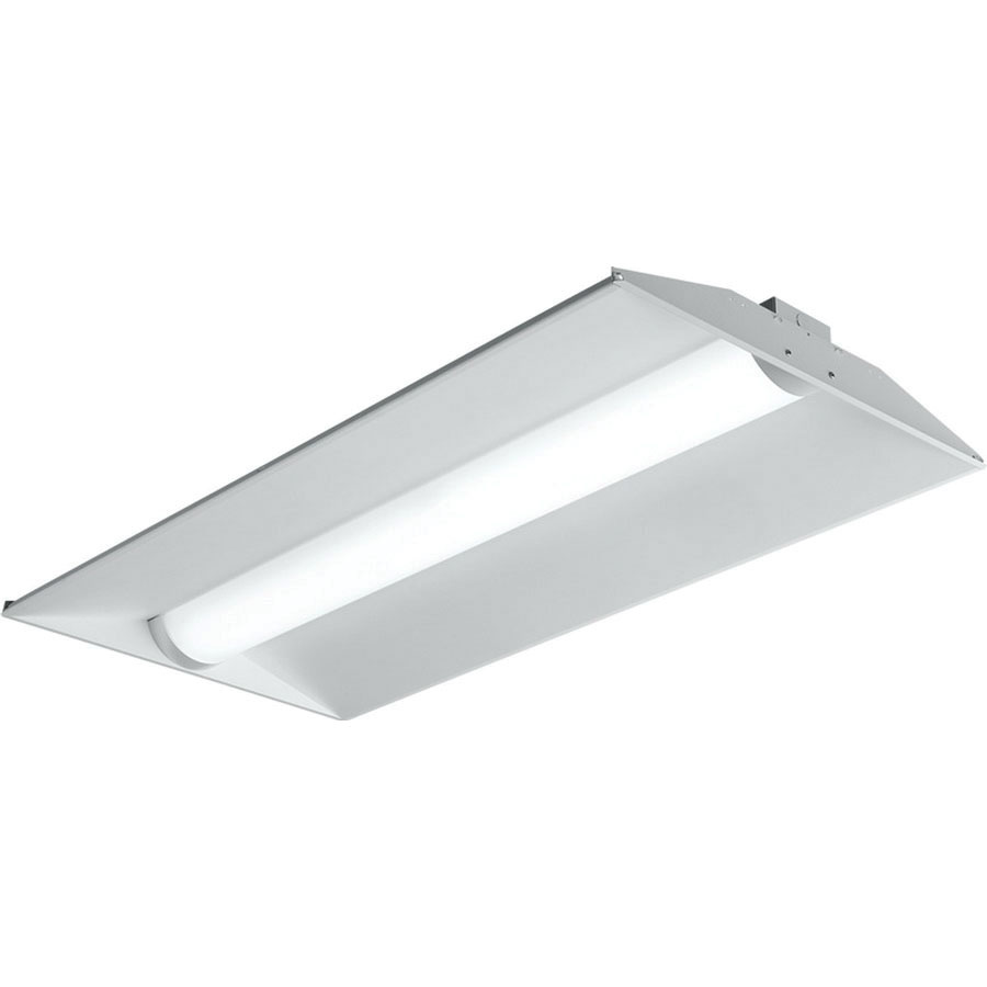 H e williams inc lt 24 l40 840 af qs dim bd unv surface mount standard series led troffer 32 watt 120 277 volt 82 cri 4000k 4000 lumens led matte