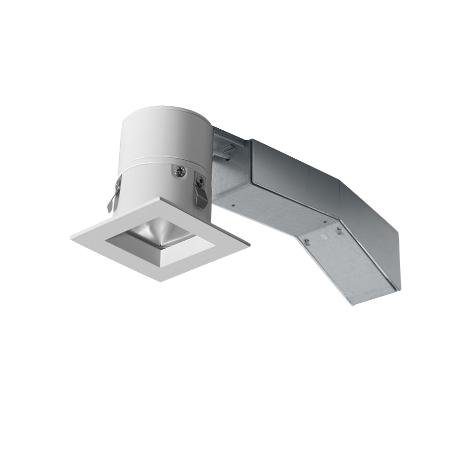 Rab RDLED2S8-40YY-TW Dimmable Unobtrusive Design 2 Inch LED Remodeler Down  Light 120