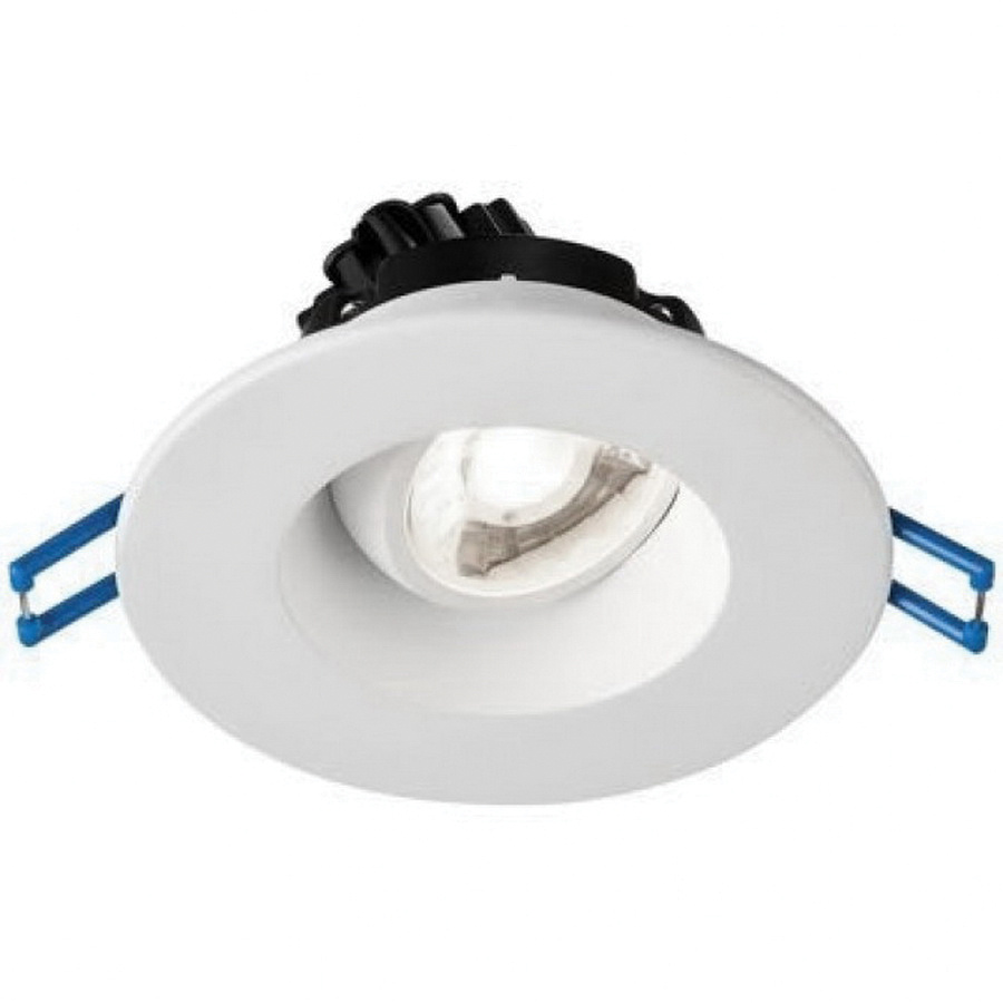Lotus LED Lights LRG3-30K-WH Dimmable IC Airtight 3 Inch Regressed ...