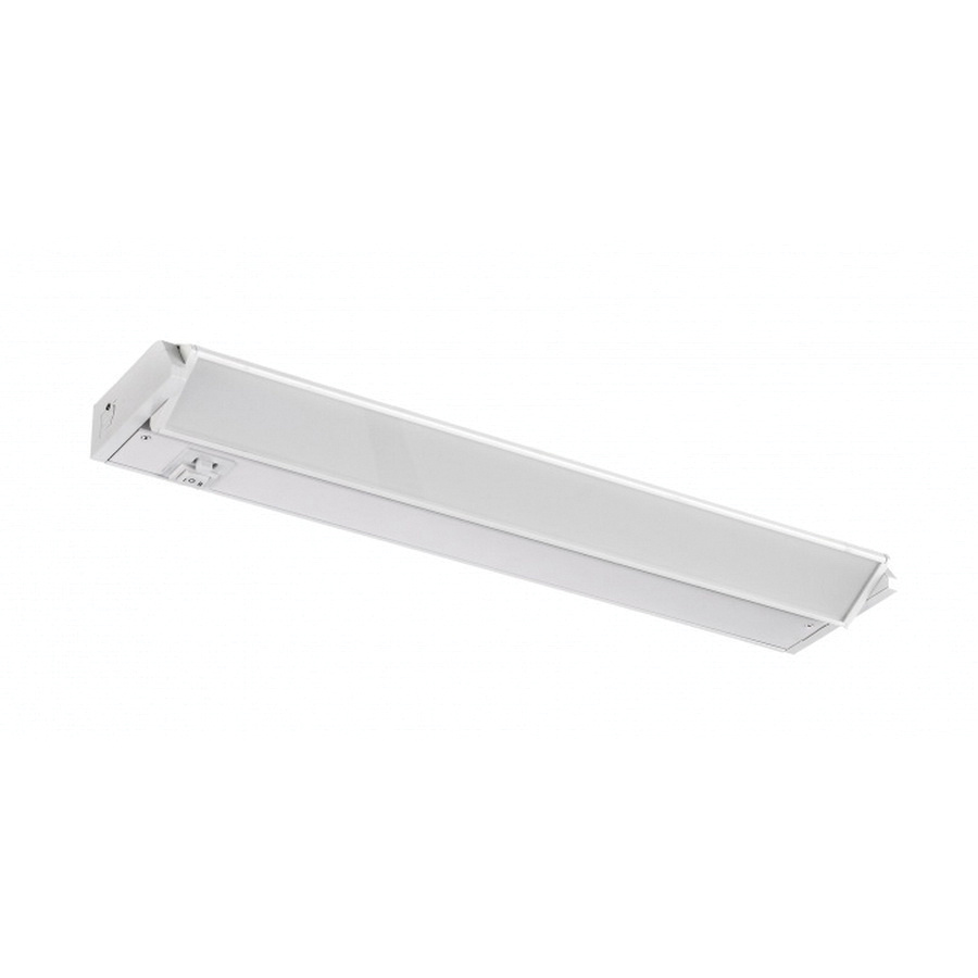 LED  Undercabinet Lighting,24 In,Wht