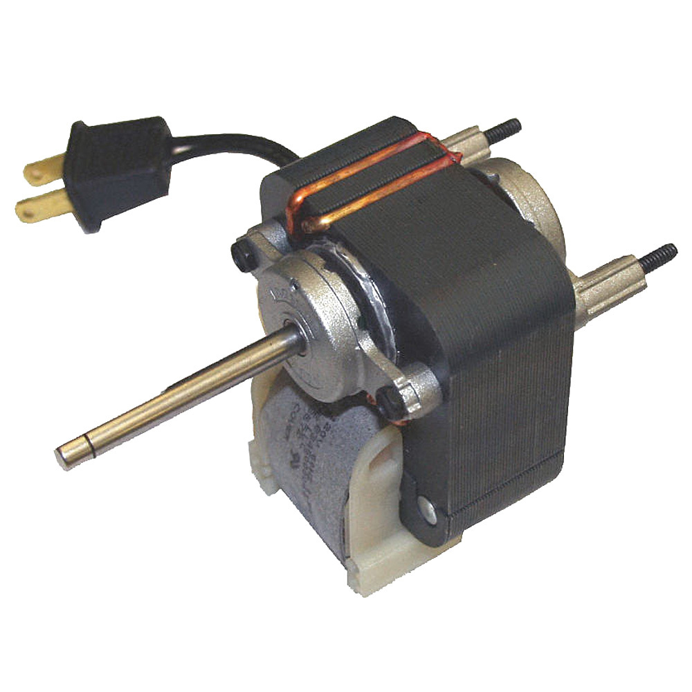 Nutone 99080180 Replacement Motor With Damper 120-Volt AC