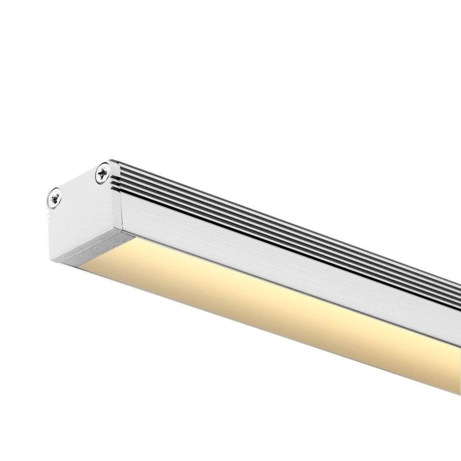 Cooper Lighting Alp60 98 Fr Led Extrusion Profile Silver