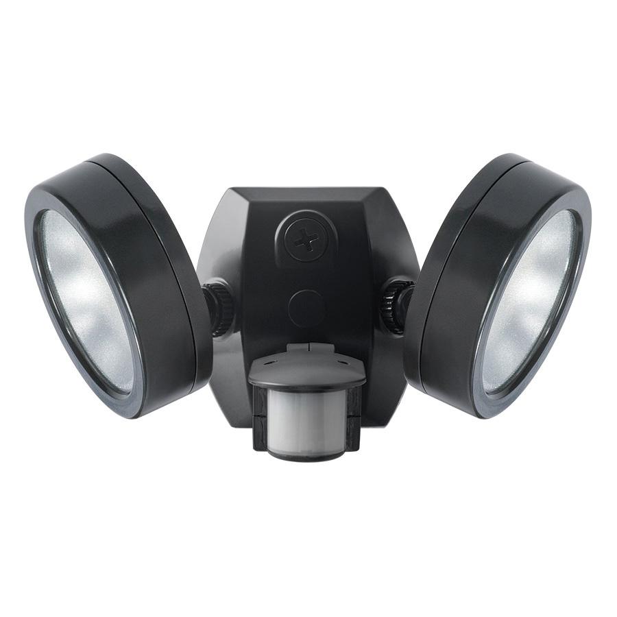 Rab Design Led Flood Lights: Rab SMSLES2X13 Adjustable Knuckle LED Flood Light Fixture