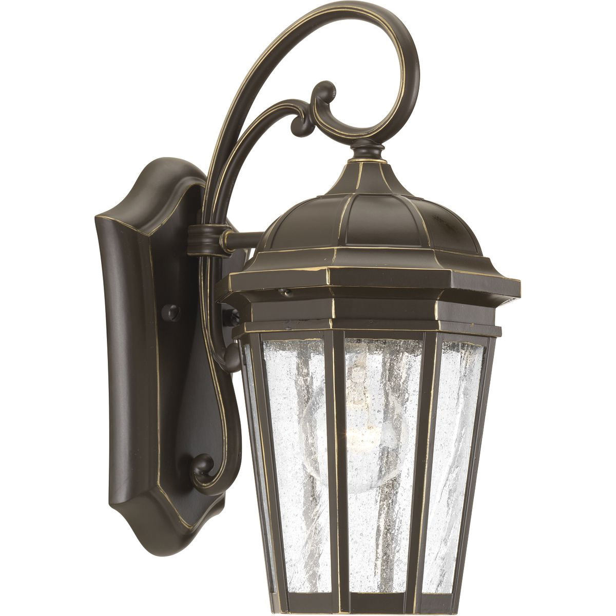 Progress Lighting P560014 020 1 Light Small Wall Lantern 100 Watt