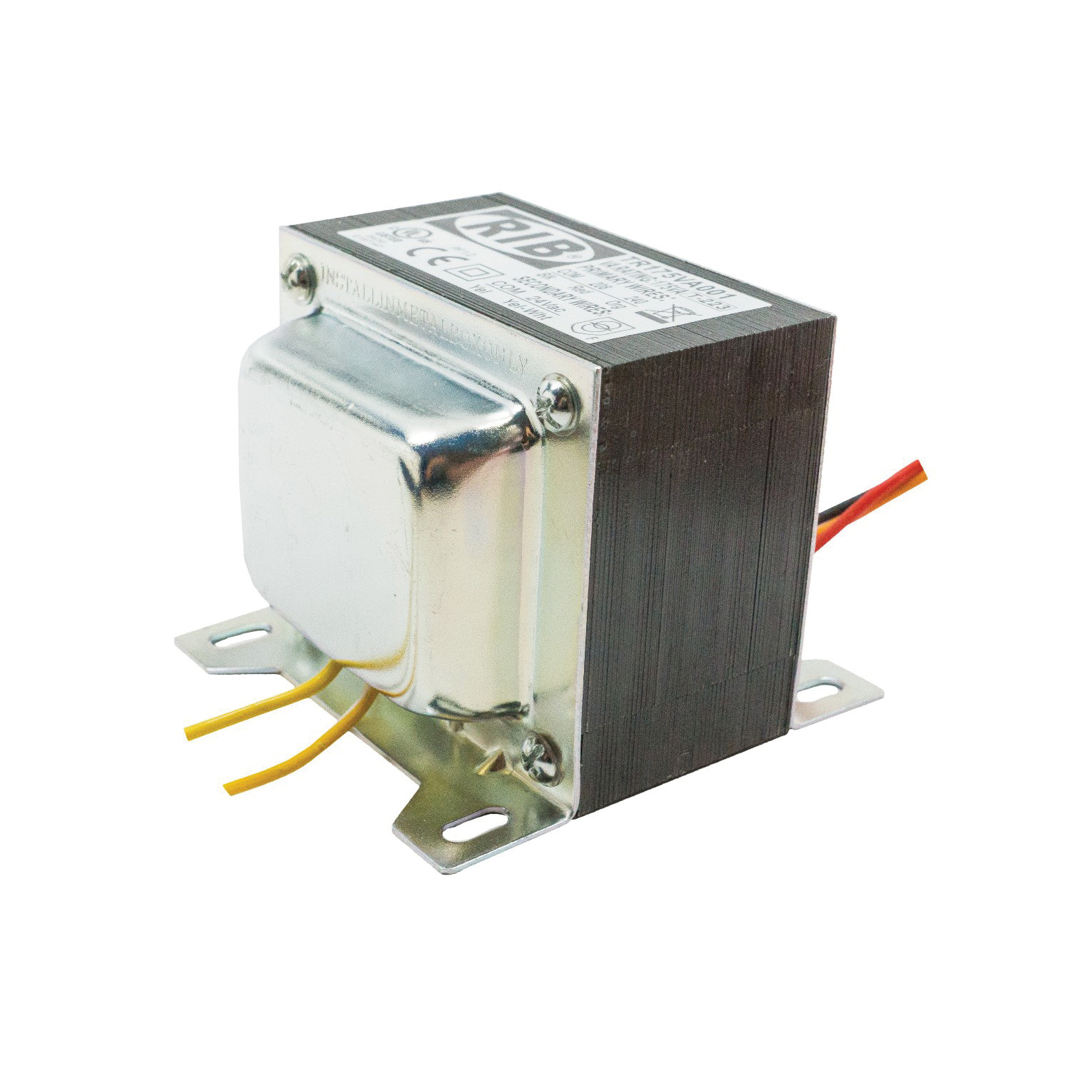 functional device tr175va001 1-phase dual bottom opening control transformer  240/208-volt