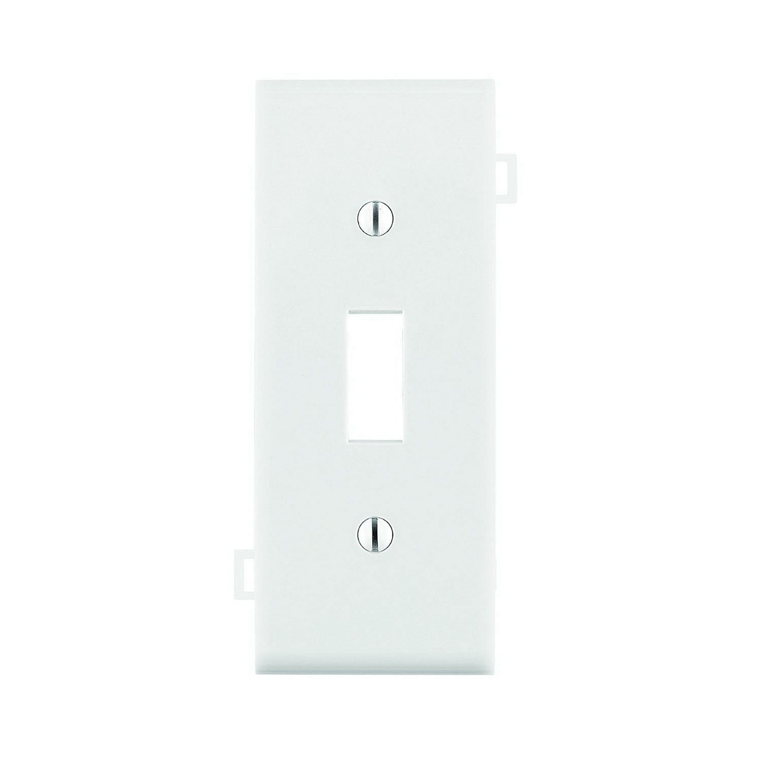 Leviton Psc1 W Thermoplastic Nylon Device Mount 1 Gang Standard Size Wiring Devices Sectional Center Panel
