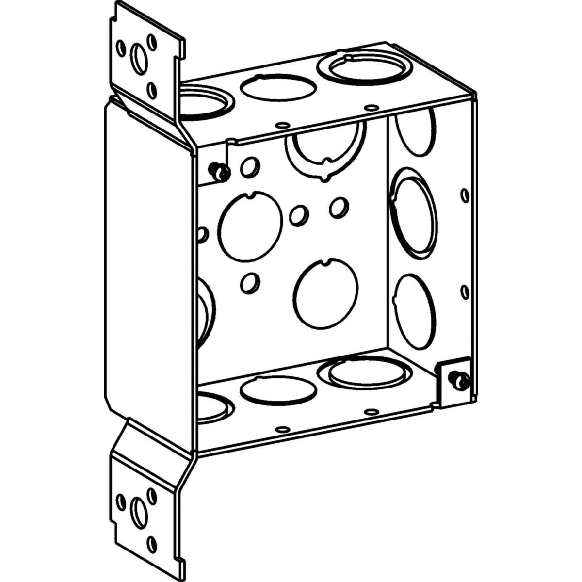 Orbit Industries 4sdb Mko Fb Galvanized 16 Gauge Sheet