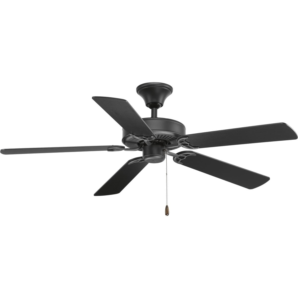 Progress Lighting P2501 143 Traditional Ceiling Fan 52 Inch 5 Blade 3 Sd Graphite Airpro