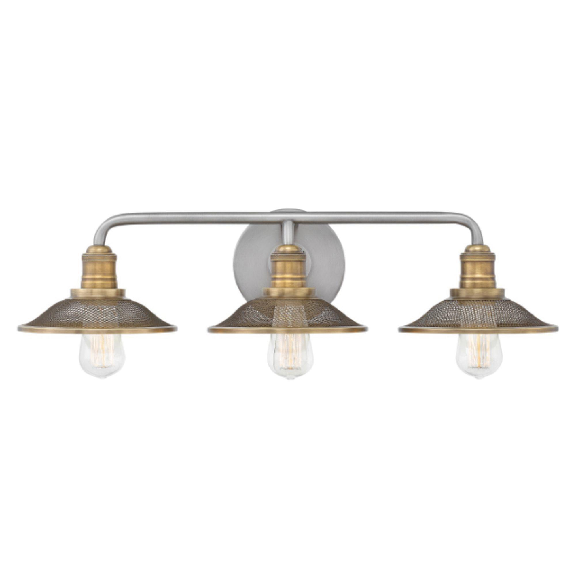 Hinkley Lighting 5293an 3 Light Bath 100 Watt 120 Volt
