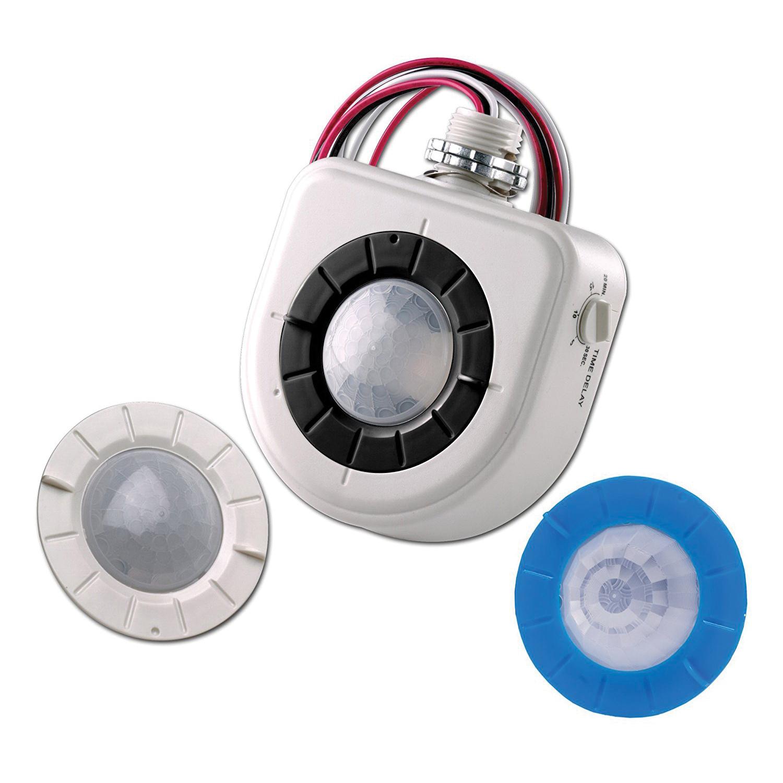 Leviton OSFHU-IAW PIR High Bay Occupancy Sensor 120 - 347