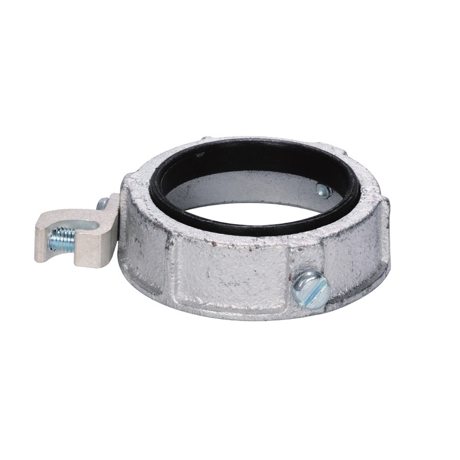 Sepco 27biolss Zinc Plated Malleable Iron Threadless