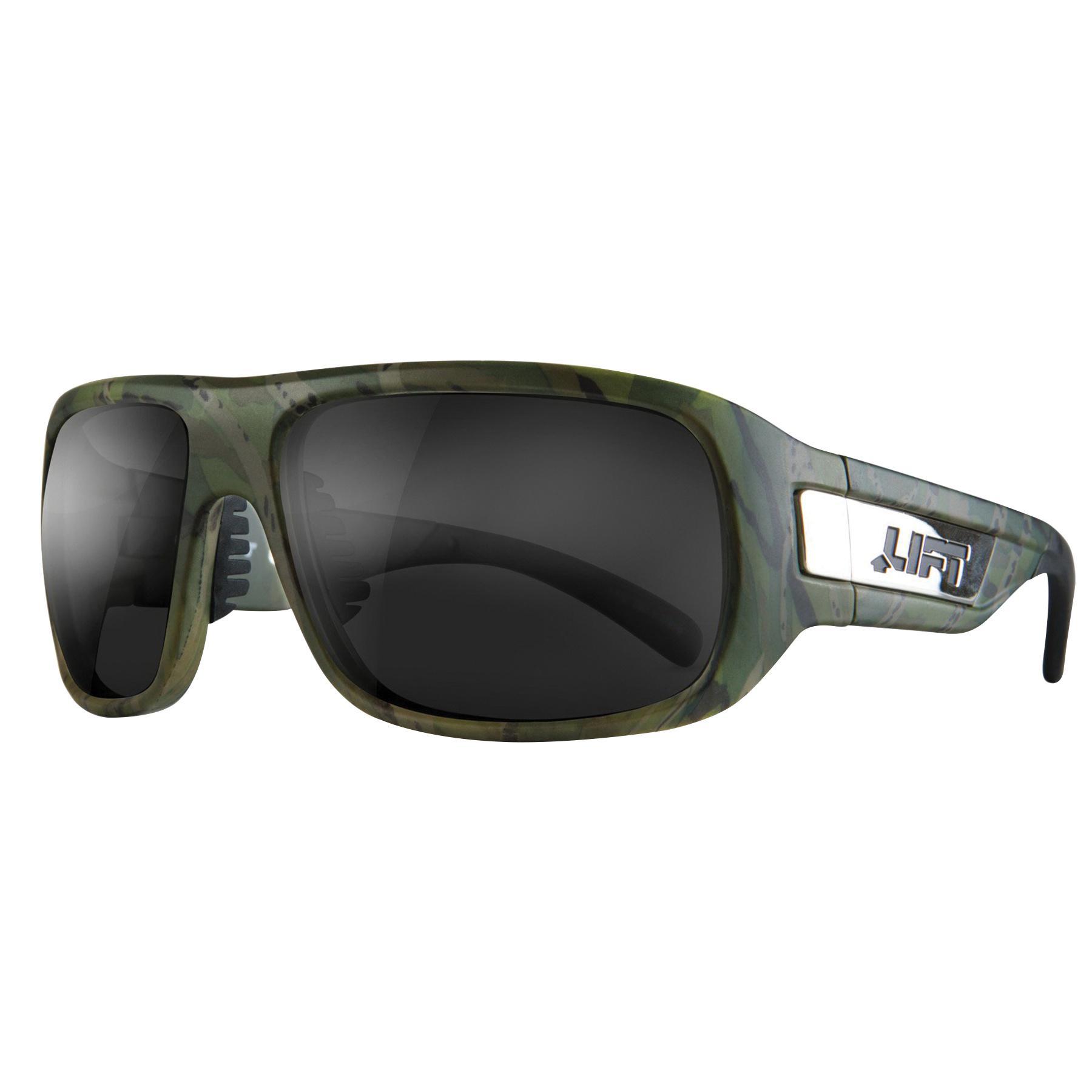 Black Frame//Clear Lens LIFT Safety Alias Safety Glasses