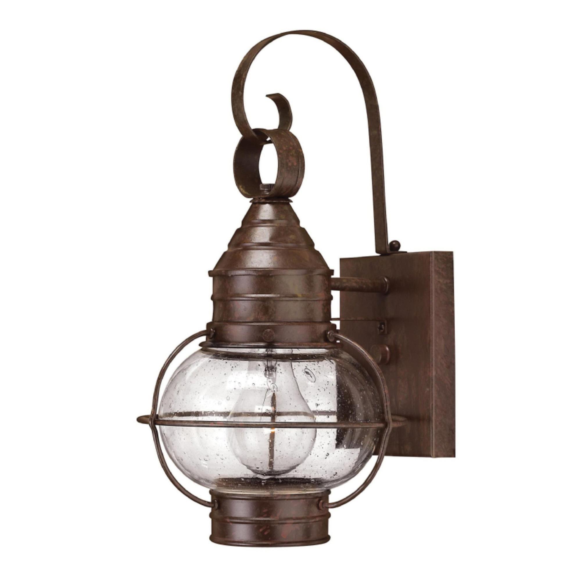 Hinkley Lighting 2206sz 1 Light Wall Lantern 60 Watt 120