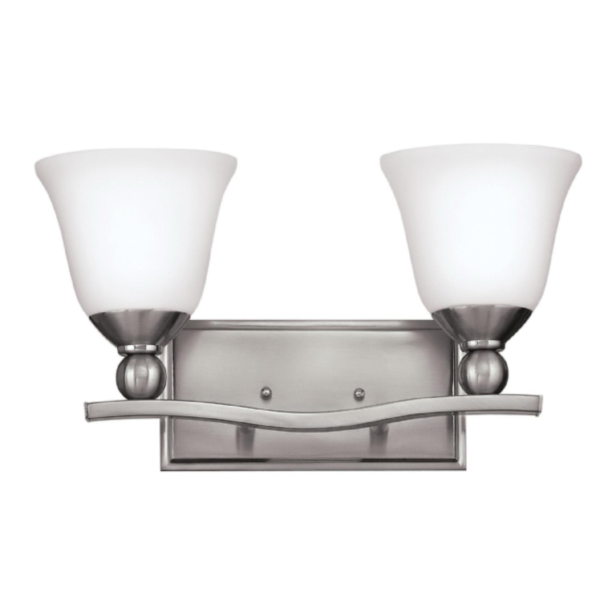 Hinkley Lighting 5892bn 2 Light Bath