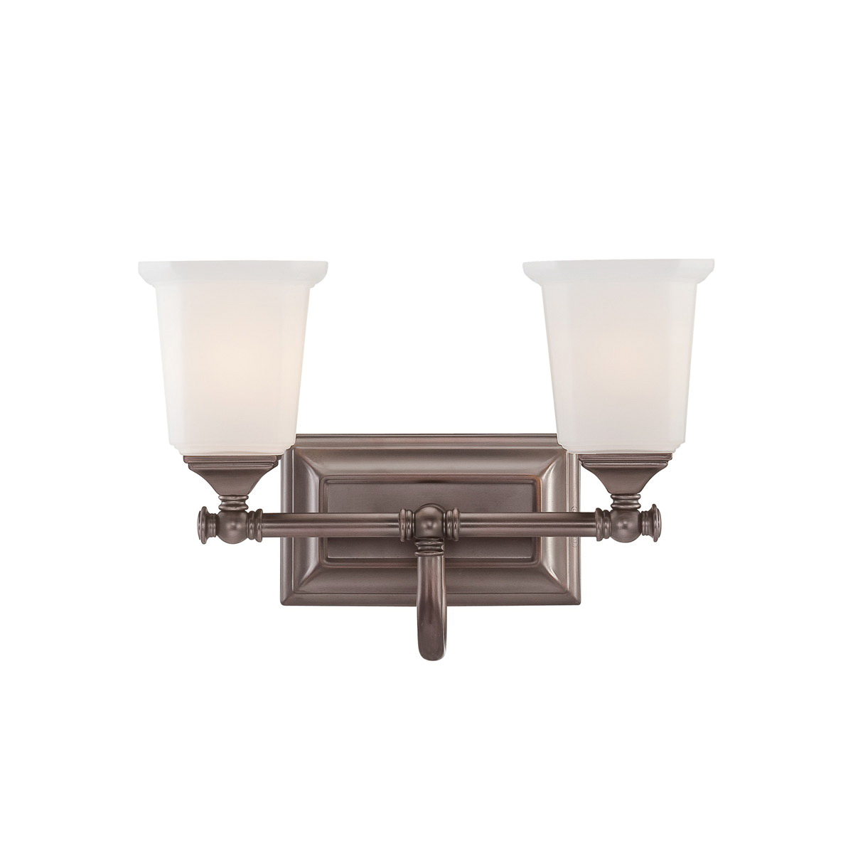 Quoizel Lighting Nl8602ho 2 Light Bath Light Fixture 200 Watt 120 Volt Ac Harbor Bronze Nicholas Bath Vanity Light Indoor Fixtures Lighting Walters Wholesale