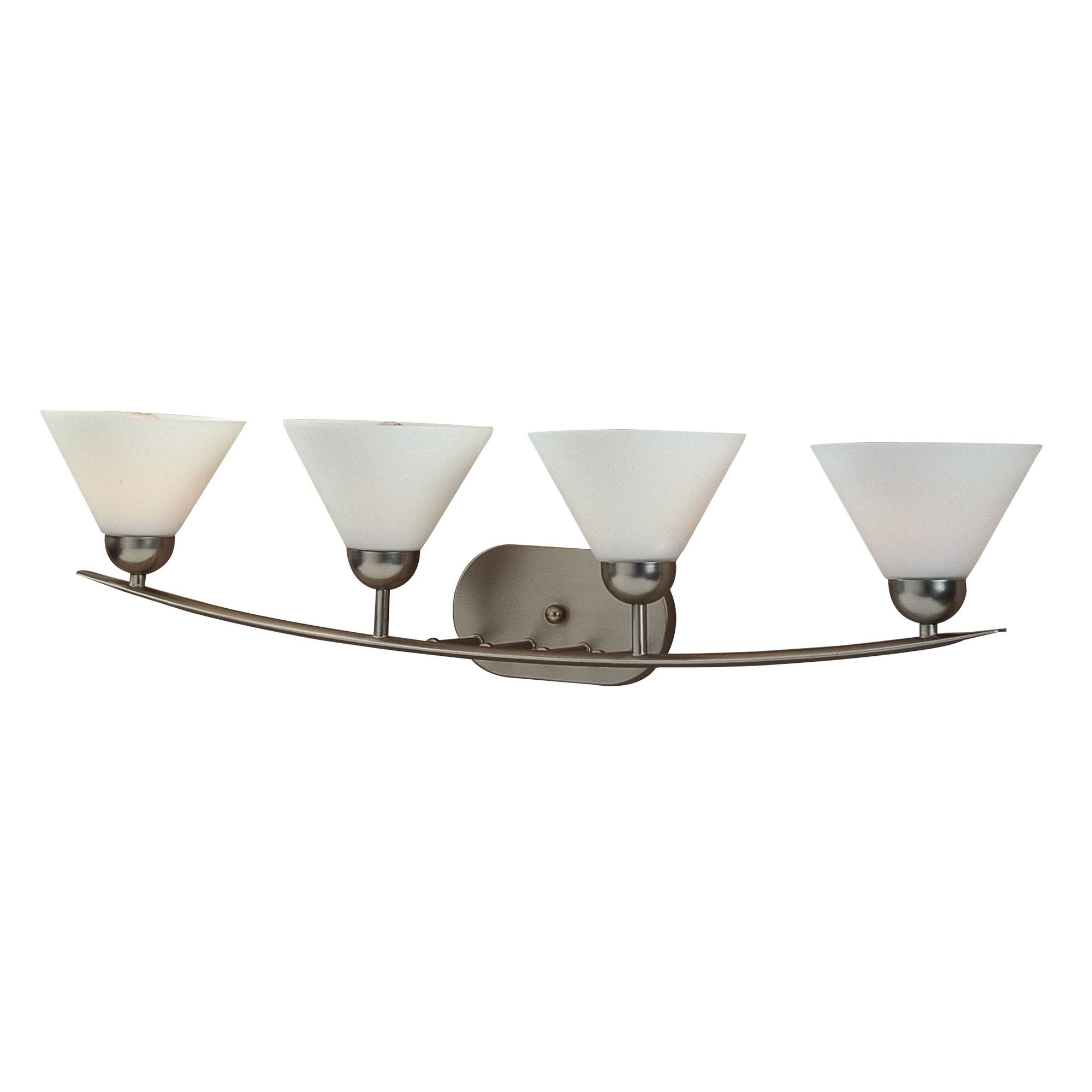 Quoizel Lighting DI8504ES 4-Light Contemporary/Modern Up/Down Mount ...
