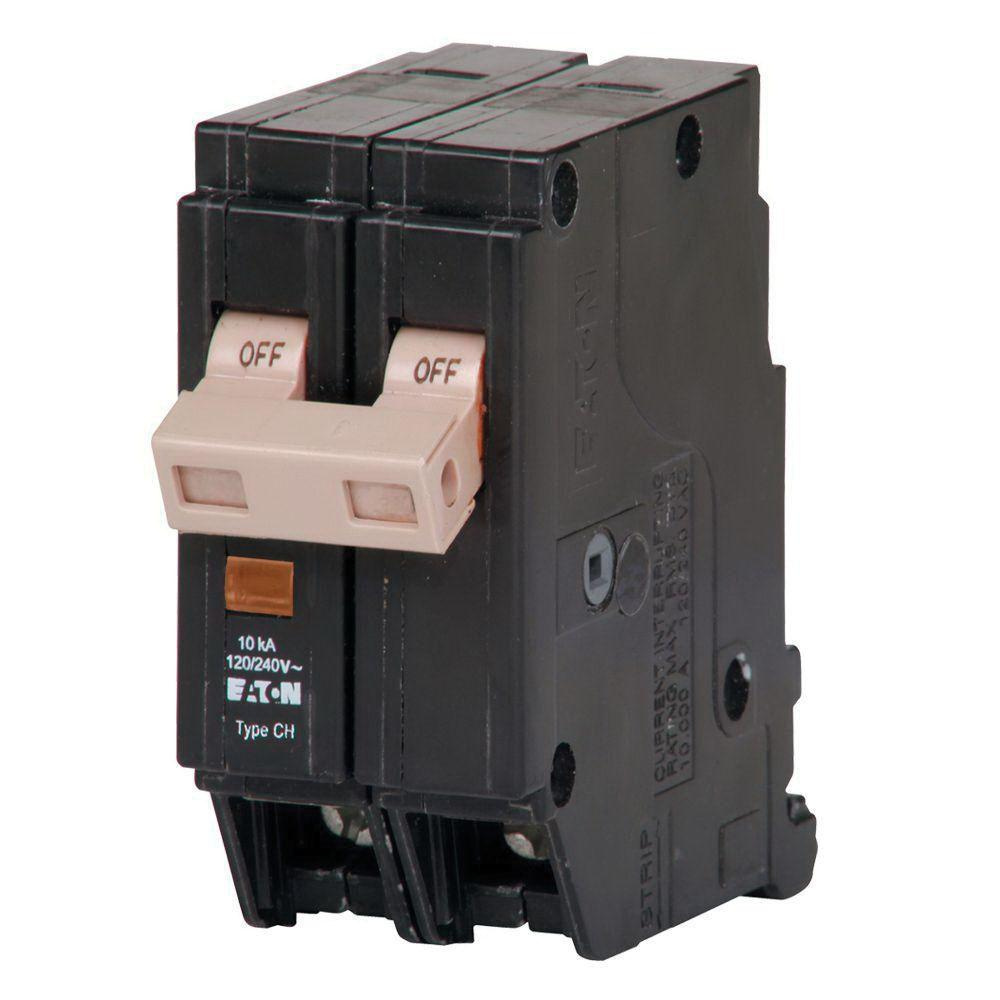 Eaton Chf235 Plug On Mount Type Chf Circuit Breaker With Mechanical Thermal Breakers Trip And Turn Off The If Current Flag 2