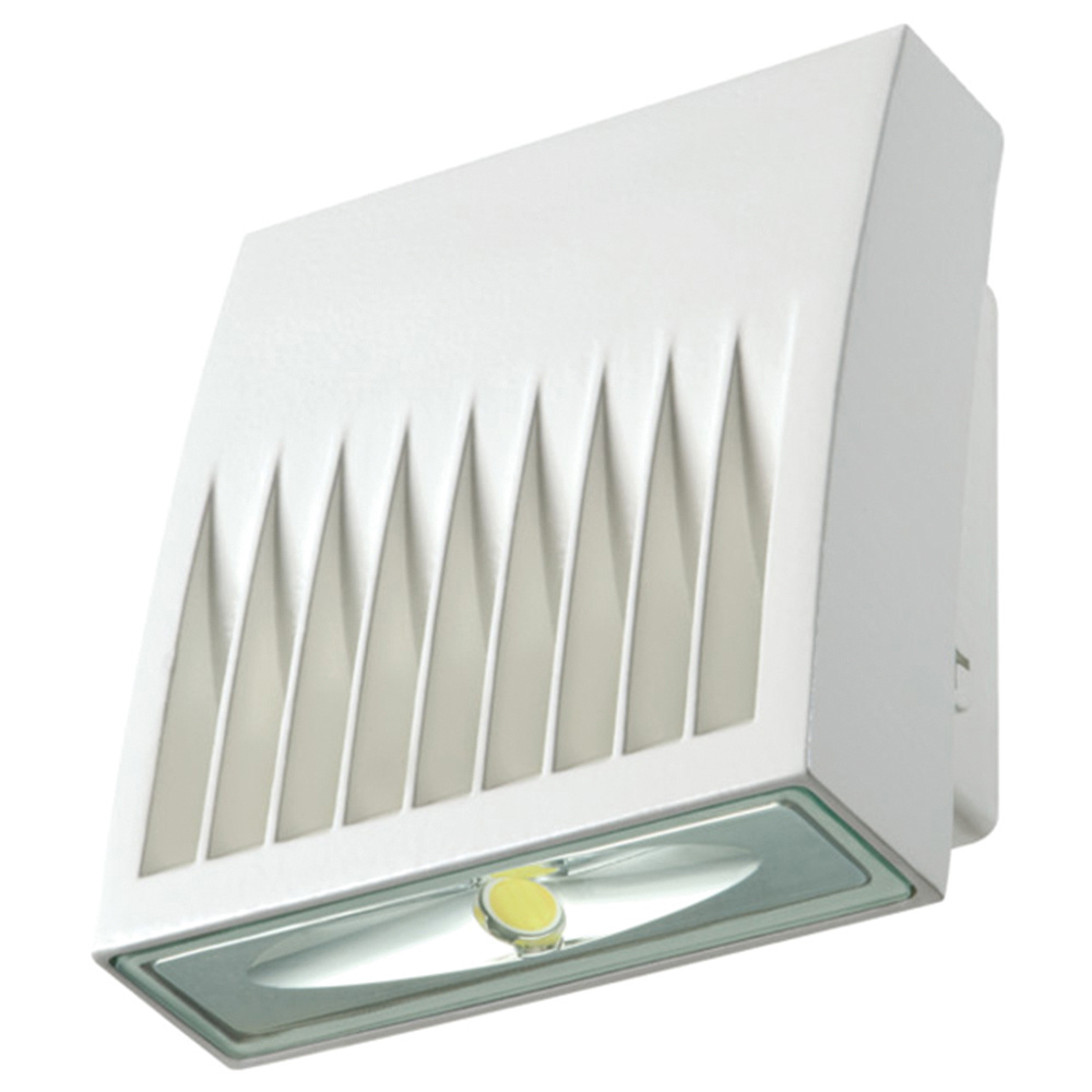Cooper Lighting Xtor2b Wt Led Small Door Wallpack 120 277 Volt Summit White Lumark Crosstour
