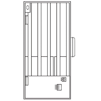 lutron hw rpm 4r 4 circuit power relay module 120 277 volt Homeworks Wiring Diagram lutron homeworks wiring cable wiring