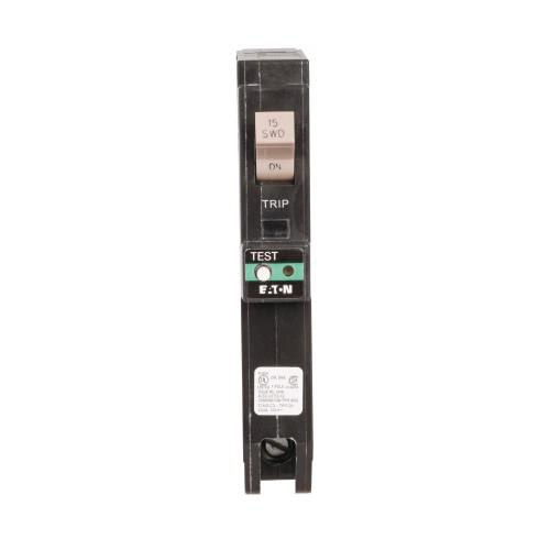 Eaton CHFCAF115PN Plug-In Mount Type CH Combination Arc Fault Circuit Breaker 1-Pole 15 Amp 120 Volt AC Fire-Guard®