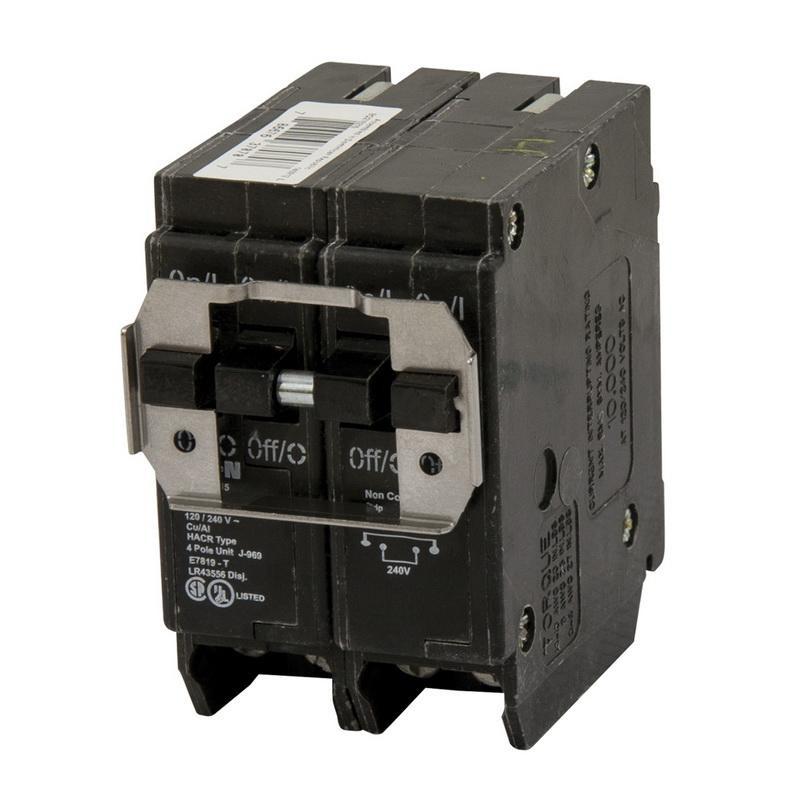 Cutler Hammer BQC BQC220230 4 pole 20 30 amp