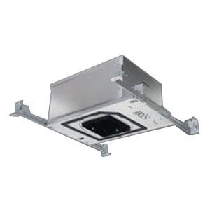 Cooper Lighting P408icat Dimmable Medium Distribution Ic Air 4 Inch Led Open Down Light Housing 120 277 Volt Square Iris