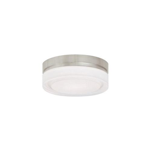 Tech Lighting 700cqss Led Small Ceiling Fixture Light 12 Watt 120 Volt Ac 2700k 500 Lumens Cirque