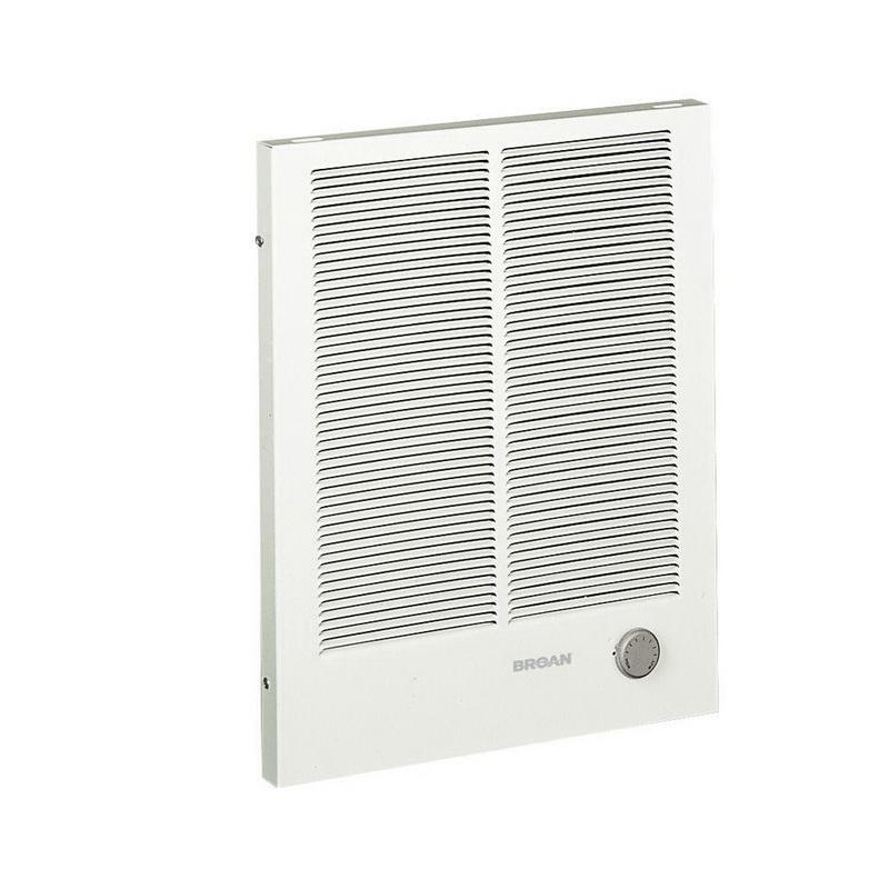 Nutone 192 High Capacity Fan Forced Wall Heater 1000 2000